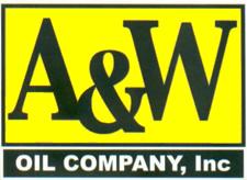 A&W Oil logo