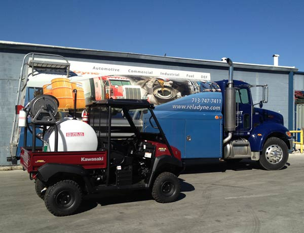 Fueling Services - Maintenance & Emergencies Tank Cleaning