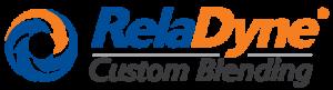 RelaDyne Custom Blending Logo