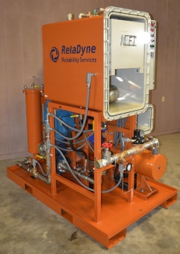 vacuum dehydration maintenance program