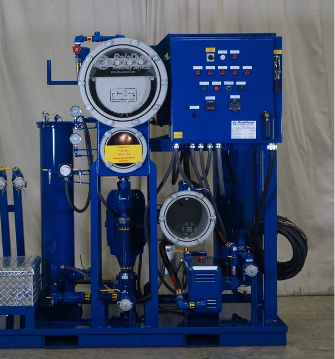 RelaDyne Reliability Services Oil Purification