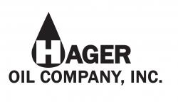Hager Oil Company Logo