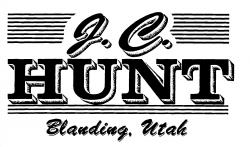 J.C. Hunt Company Logo