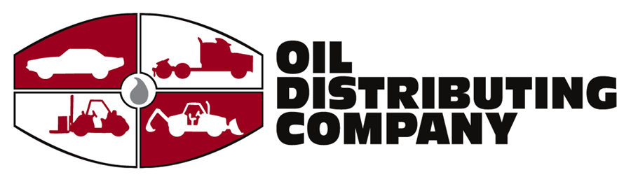 Oil Distributing Company Logo