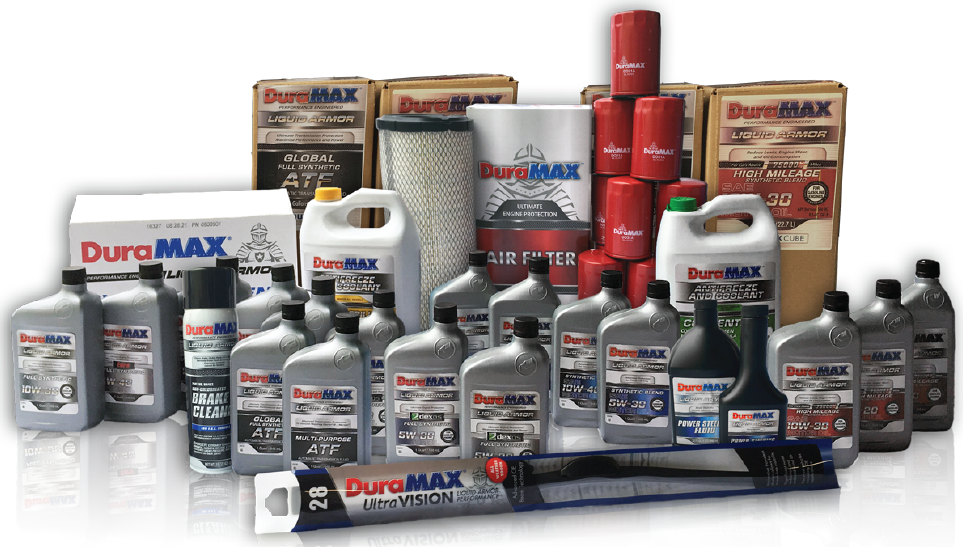 DuraMAX Product Line