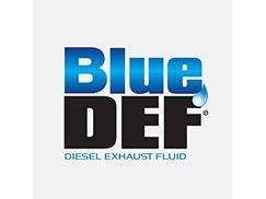 Blue DEF Logo