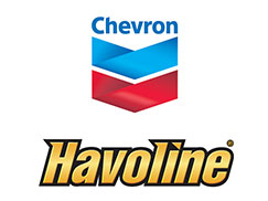 Chevron Havoline Logo