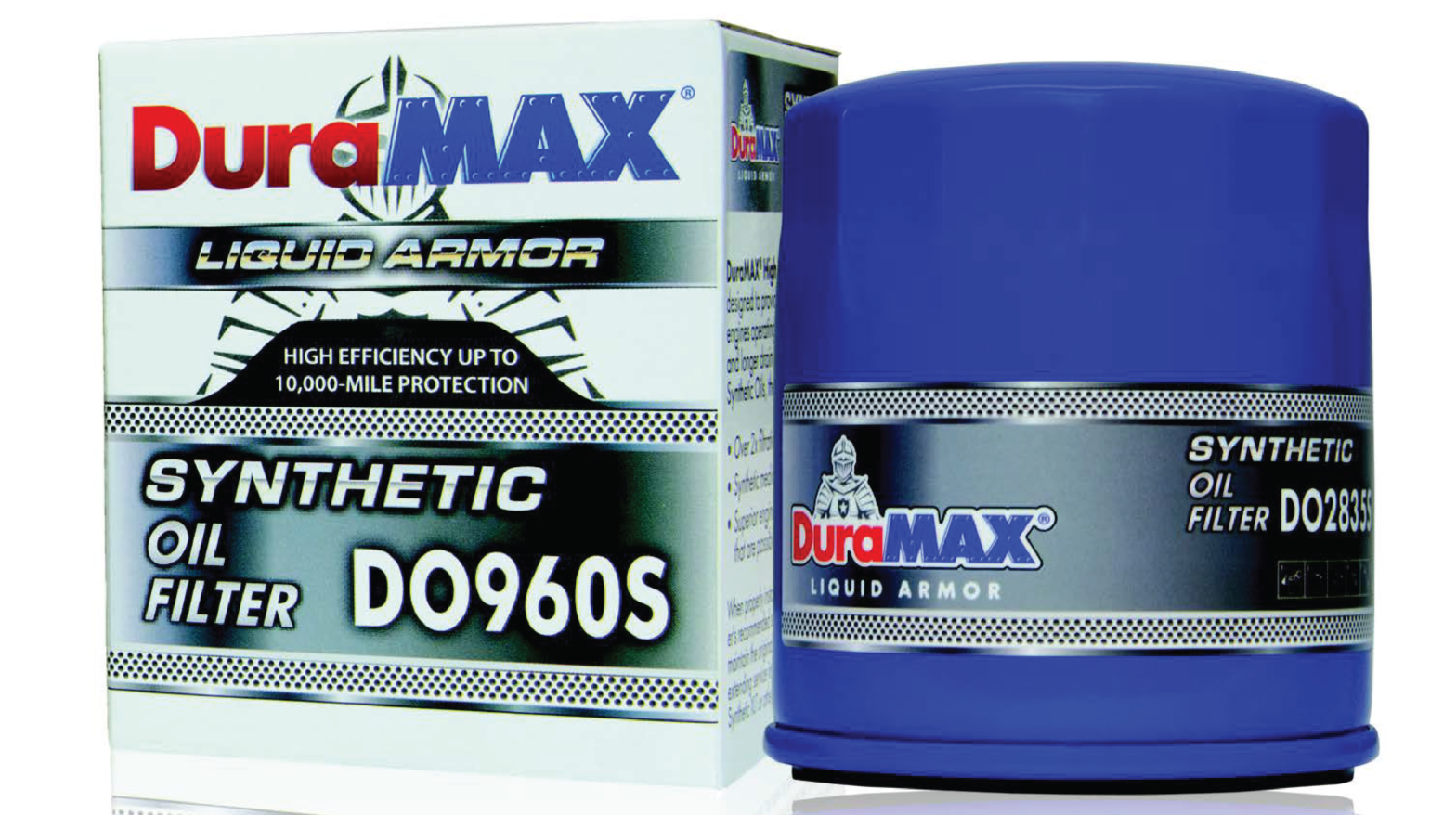 DuraMAX Oil Filter