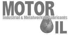 Motor Oil Inc Grayscale logo