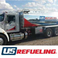 US Refueling Truck