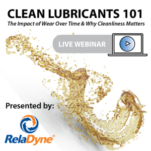 Clean Lubricants 101