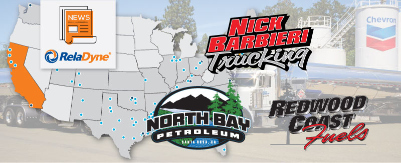 RelaDyne Acqusition of Nick Barbieri Trucking logos