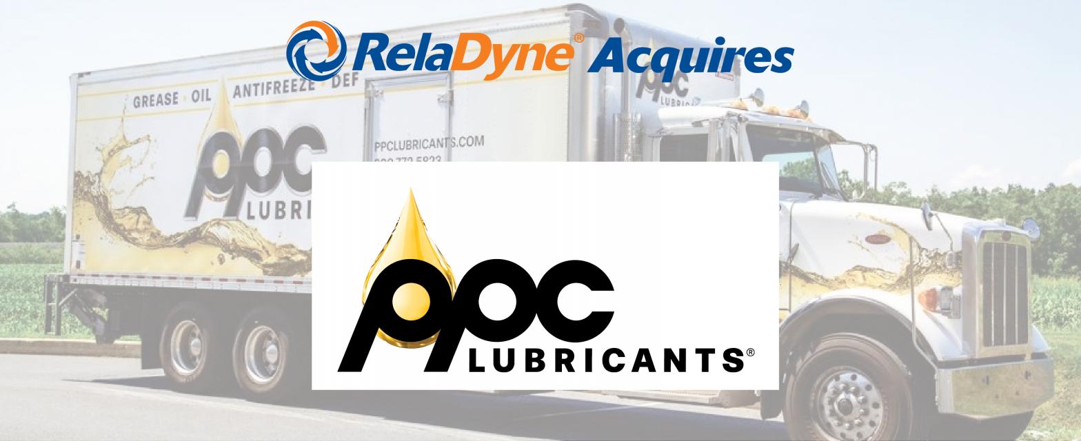 RelaDyne Acquires PPC Lubricants